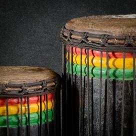 Profesionální basové bubny