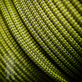 Djembe Rope 5mm - Yellow/Purple