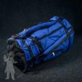 XL Profesional djembe bag - Blue